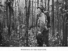 Fifty Years A Hunter And Trapper Wikipedia