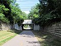 Woodruff Avenue underpass, South County Bike Path, Wakefield, RI.JPG