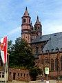 Worms – Kaiserdom, erbaut um 1350 - panoramio.jpg