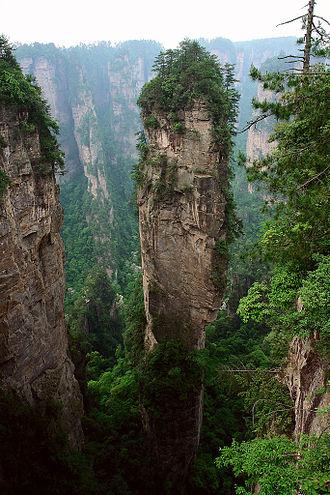 Zhangjiajie - Wulingyuan