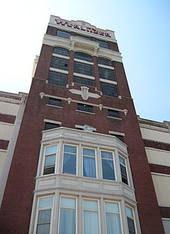 Wurlitzer Factory Tower 1.JPG