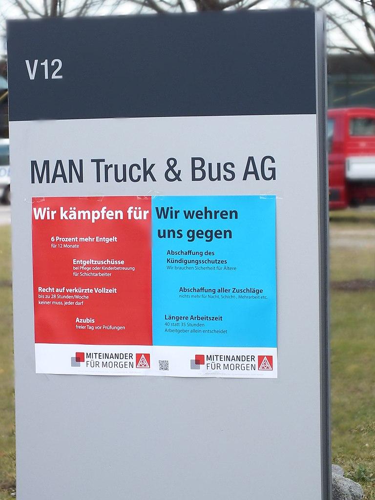 Die Ig Metall Verpasst Eine Historische Chance Nachdenken In München
