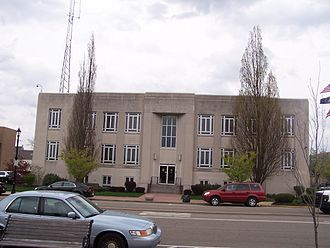 Xenia, Ohio - Image: Xenia City Hall