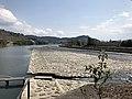 Yamada Weir on Chikugogawa River 1.jpg