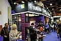 Yamaha Music & Electronics Taiwan booth, Taipei Game Show 20190128a.jpg