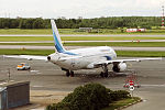 Yamal Airlines, VP-BCN, Airbus A320-232 (23526990634).jpg