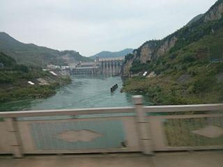 Yantan Dam