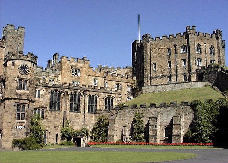 Castillo de Durham (S. XI)
