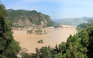 Yellow River Major river in China