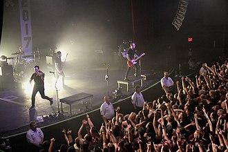 Yellowcard - Final Arizona show