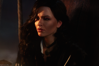 The Witcher - Yennefer; a Witcher 3 cosplay