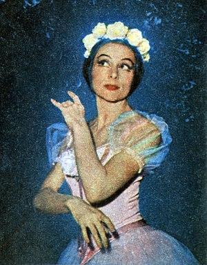 Yvette Chauviré - Yvette Chauviré (1957)