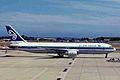 ZK-NCF B767-319ER Air New Zealand (old c-s) SYD 07JAN99 (6762971097).jpg