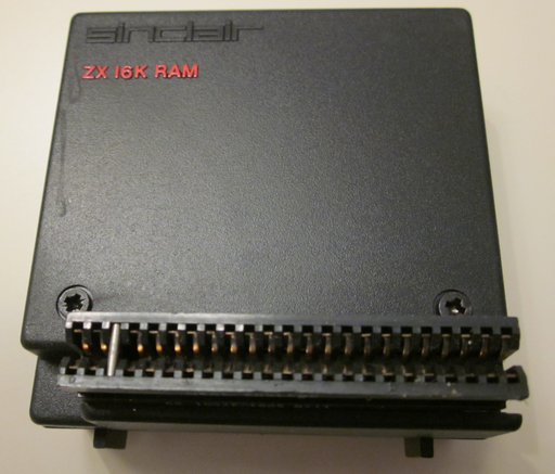 ZX81-16K-RAM pack