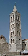 Zadar - cathédrale Sainte-Anastasie.jpg