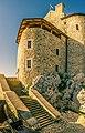 Zamek w Bobolicach, dziedziniec.jpg
