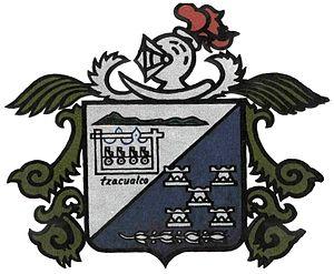 Zacoalco de Torres - Image: Zdt escudo