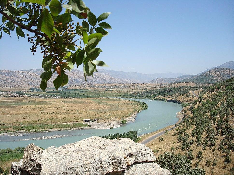 Zebar valley