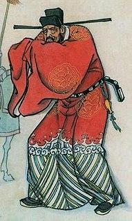 Zhang Bangchang puppet ruler