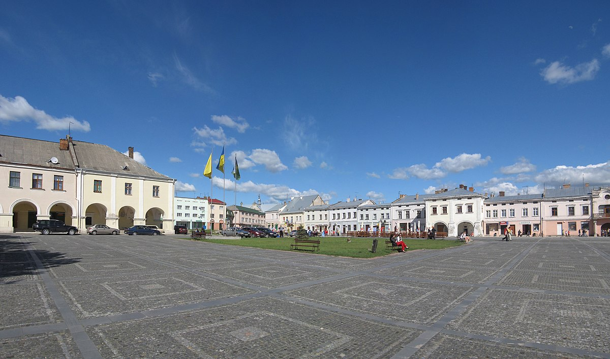 Authorities in the city of Lviv and region: a selection of sites