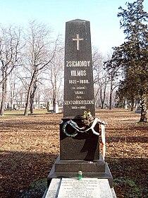 Zsigmondy Vilmos sírja.jpg