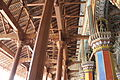 """""""Amazing traditional roof construction in Thanjavur Palace"""".JPG"""