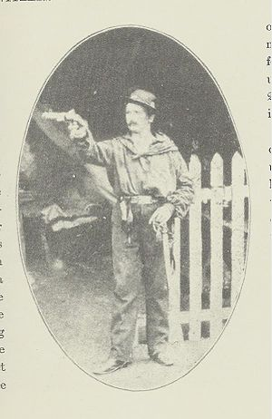"39th New York Volunteer Infantry Regiment - Image: ""Captain Schwartz the Sharpshooter"" published in 1911"
