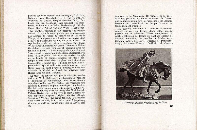 """File:""""Lille"""" par le Lieutenant Feulner - Page 174 et 175.jpg"""