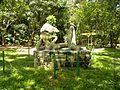 """Story Teller"" sculpture at Kollam Adventure Park, Aug 2014.jpg"