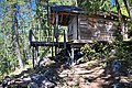 '10 The Molly Hughes cabin on trail of same name - panoramio.jpg