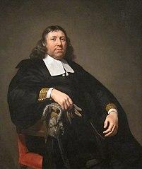 Portrait of Dammas Guldewagen