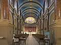 (Albi) Église Sainte-Marie-Madeleine d'Albi - La nef et le choeur.jpg