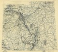 (March 24, 1945), HQ Twelfth Army Group situation map. LOC 2004631914.tif
