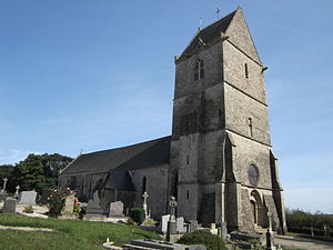 L'église Notre-Dame.