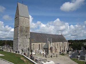 Église Notre-Dame de Pierreville