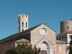 Image illustrative de l'article Église Saint-Dominique de Bonifacio