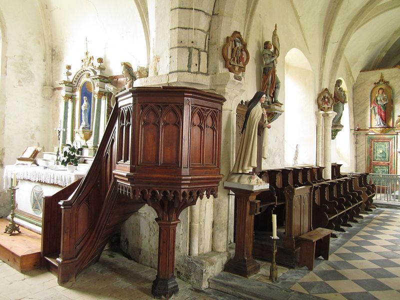 église Sainte-Colombe de Sainte-Colombe