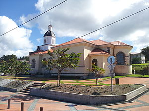 L'Ajoupa-Bouillon - The Church of the Immaculate Conception, in L'Ajoupa-Bouillon