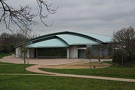 Équeurdreville-Hainneville - Salle de l'Agora.jpg