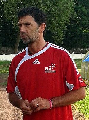 Éric Sikora - Image: Éric Sikora en 2013
