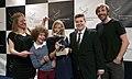 Österreichischer Filmpreis 2015 Anna Heuss Emilio Bachmann Magdalena Lauritsch Thomas Otrok Jakob Fuhr 2.jpg