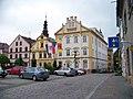 Česká Třebová, Staré náměstí, radnice.jpg