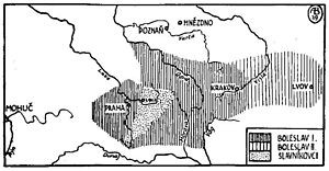 History of the Czech lands - Duchy of Bohemia under Boleslaus I. and Boleslaus II.