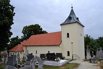 Šterusy - Church in Šterusy