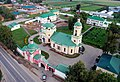 Аносино. Борисо-Глебский монастырь вид сверху - panoramio.jpg