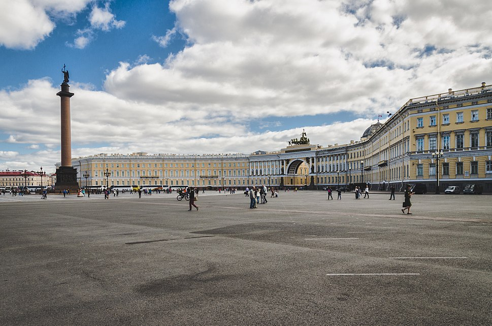 Ансамбль Дворцовой площади (2)