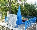 Братська могила радянських воїні, с. Бережне (Десятиріччя Жовтня), на кладовищі ,Більмацький р-н, Запорізька обл.jpg