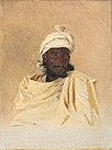 Бхил (Бхилы - одно из горных племен Декана).jpg