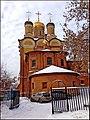 Варварка, Знаменский монастырь. Церковь Божьей Матери Знамение - panoramio.jpg