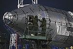 Воздушно-космические силы провели успешный пуск новой ракеты-носителя «Союз-2.1В» с космодрома Плесецк 03.jpg